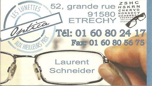 Laurent Schneider Opticien